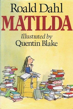 Roald Dahl: Matilda (Enigma Publishing 2016)