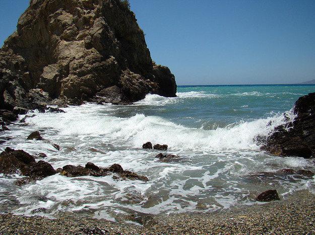 Pláž El Cañuelo