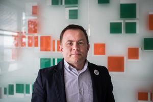 Bývalý policajný vyšetrovateľ Július Šáray.