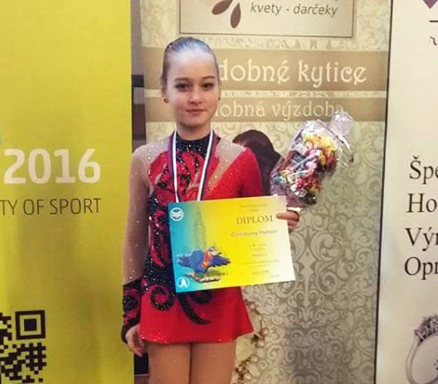 Patrícia Černíková získala ďalšie medailové umiestnenie.