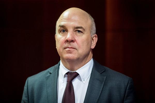 Americko-lotyšský diplomat a končiaci Komisár pre ľudské práva Rady Európy Nils Muižnieks.