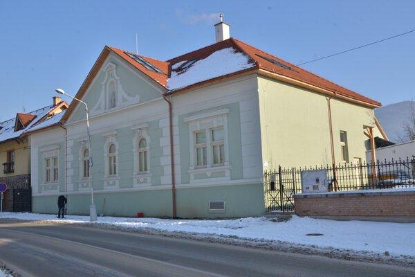 Dom tradičnej kultúry Gemera.