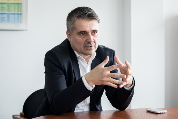 Ján Ťurek, Slovak Parcel Service