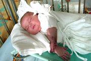 Vlani medzi novorodencami v bojnickej pôrodnici prevyšovali dievčatá.