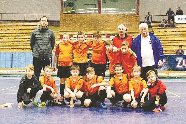 Mladší Výber ObF Pov. Bystrica skončil tretí