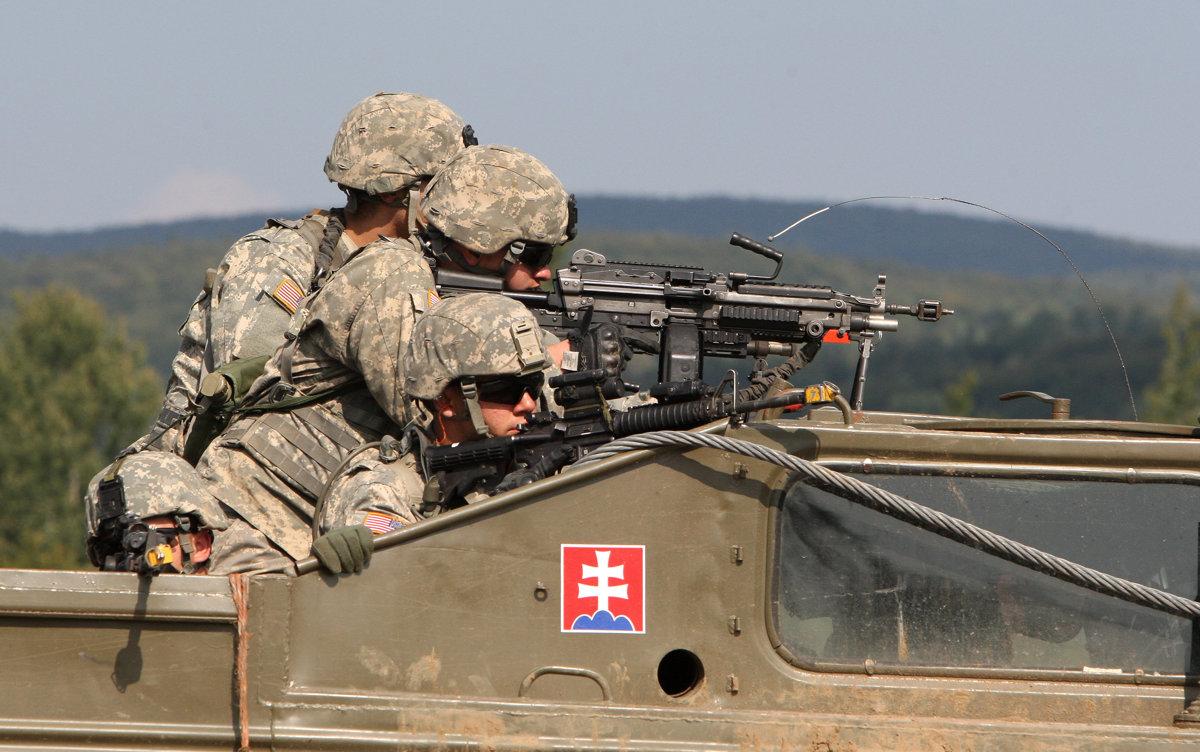 fa1b39abf V Lešti sa začína najväčšie medzinárodné vojenské cvičenie Slovak ...