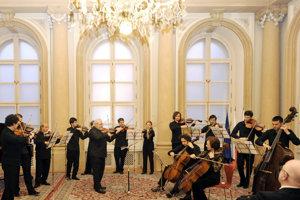 Slovenský komorný orchester vystúpi s Cantilenou v Senici.