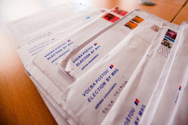 O voľbu poštou požiadalo vyše 20 tisíc zahraničných Slovákov