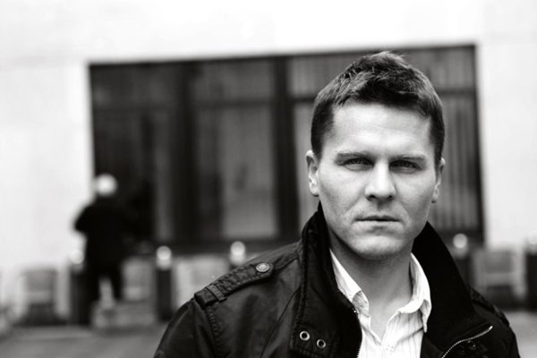 Novinár Ivan Mego.