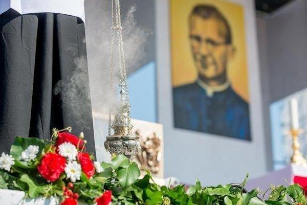 Don Titus Zeman bol slávnostne vyhlásený za blahoslaveného v nedeľu 30. septembra 2017 v Bratislave-Petržalke.