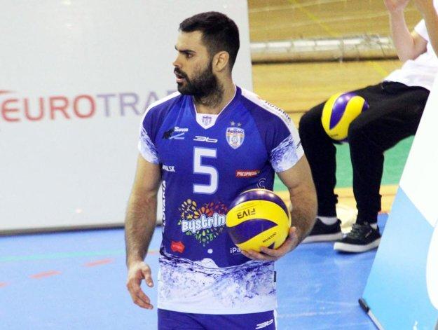Smečiar Pablo Guzmán je oporou Nitry počas vyvrcholenia sezóny.