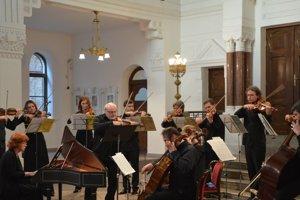 Aj tento rok koncerty uskutočnia v synagóge o 18. hodine.