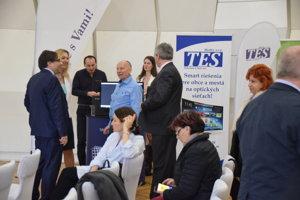 Spoločnosť sa predstavila so svojimi riešeniami aj na evente Smart cities vČadci.