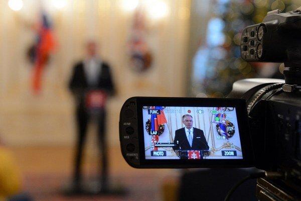 Prekvapí prezident Andrej Kiska svojím prejavom?