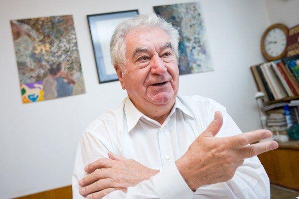 Anton Srholec.