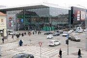Obchodné centrum Mlyny.