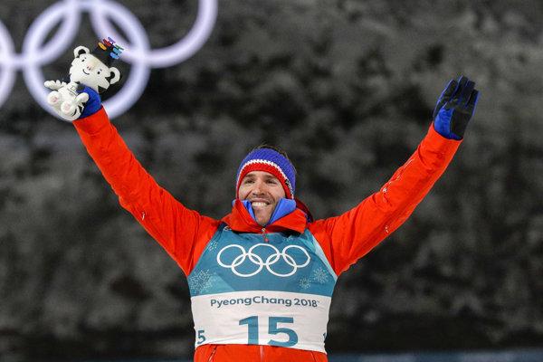 Nórsky biatlonista Emil Hegle Svendsen ukončil kariéru.