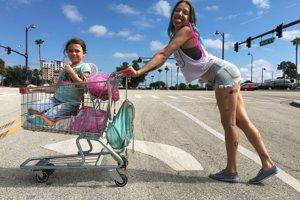 The Florida Project ood režiséra Seana Bakera.
