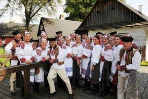 Folkloristi, ktorí do našich životov vnášajú radosť.