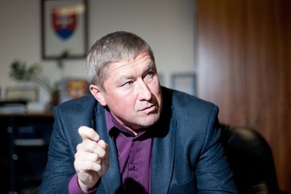 Dušan Kováčik.