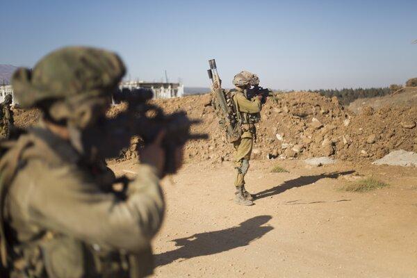Izrael si pravidelne vyberá za cieľ vojenské lokality v Sýrii.