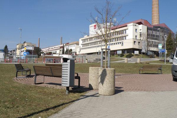 Pamätník postavia v parčíku pred obecným úradom.