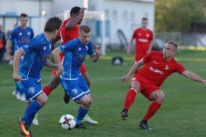 V stretnutí Lokomotívy Košice a Serede gól nepadol.