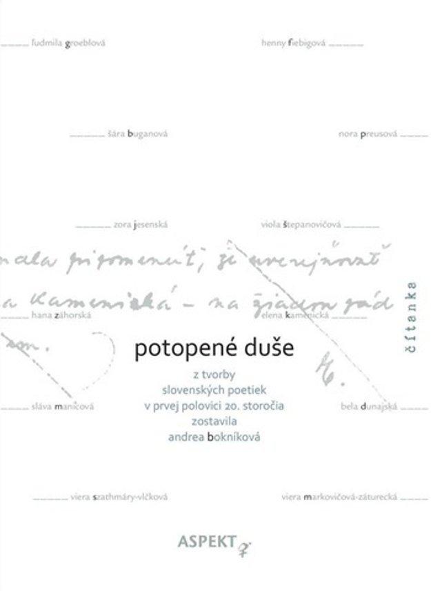Andrea Bokníková: Potopené duše (Aspekt 2017)