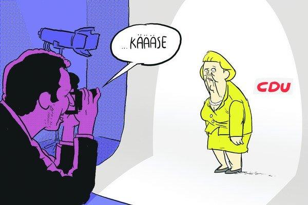 Merkelová bude vládnuť tým istým nudným štýlom ako doteraz. Krok za krokom, krízu za krízou.