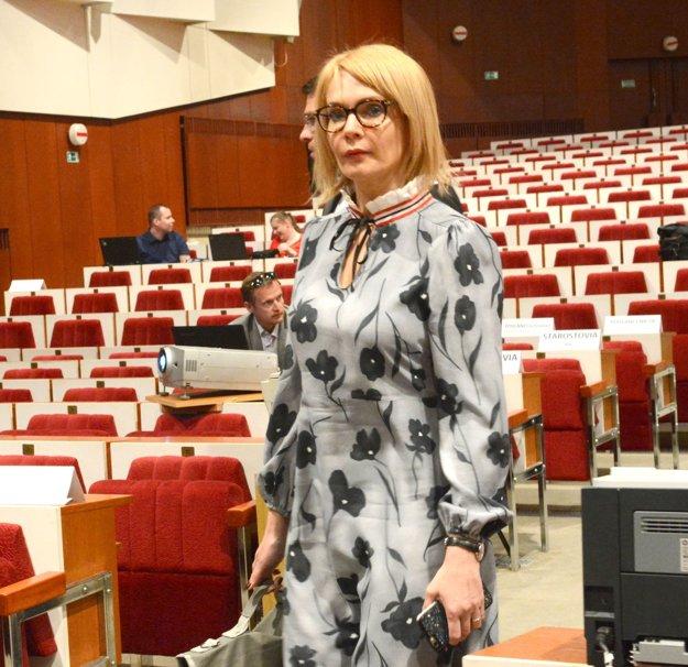 Renáta Lenártová má šancu šéfovať zdravotníckej komisii.