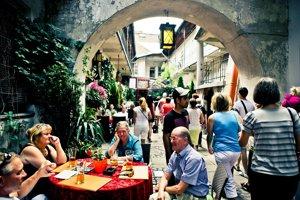 Festival židovskej kultúry.