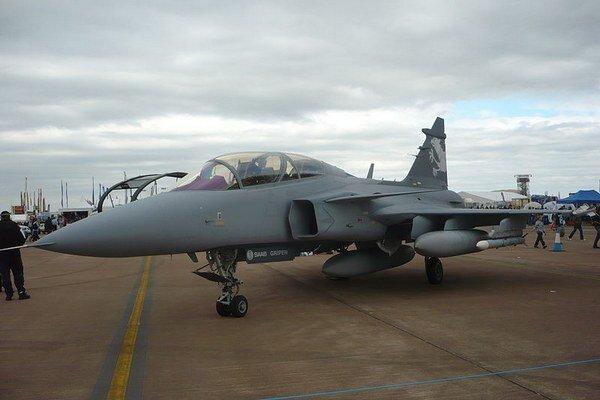 JAS 39 Gripen.