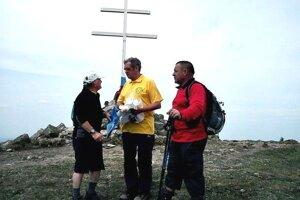 Na vrchole Minčola.