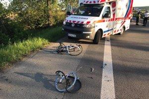 dopravná nehoda ilustračné foto