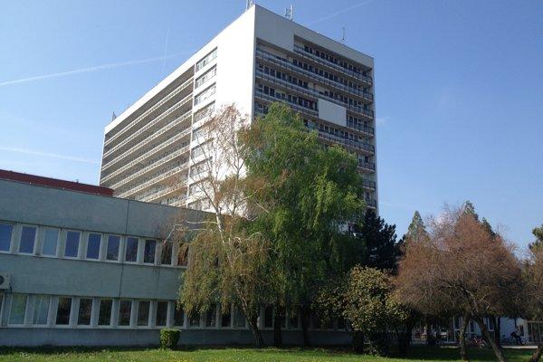 Fakultná nemocnica Nové Zámky.