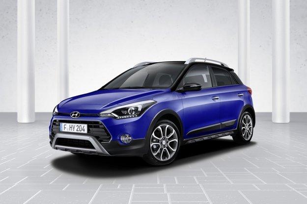 Hyundai i20 vo verzii Active.