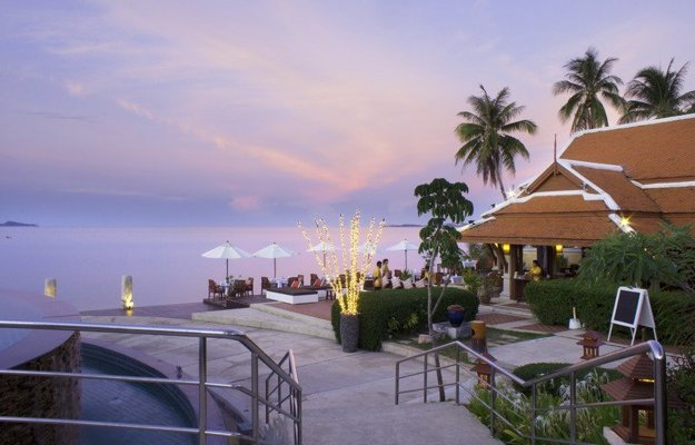 Samui Buri Beach Resort & Spa 4*