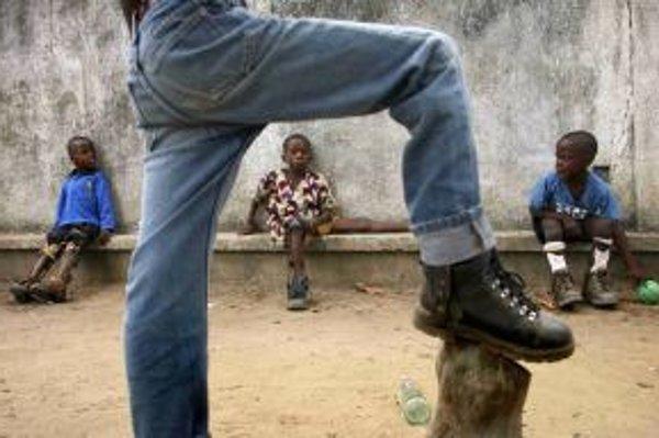 Smutné prvenstvo Konga.