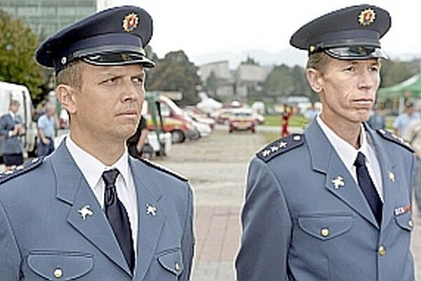 Obaja boli nominovaní za záchranu mladého života.