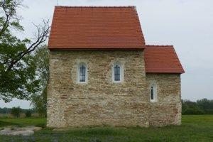 Kostol sv. Margity Antiochijskej v Kopčanoch.