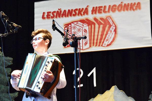 Lesňanská heligónka má za sebou 21. ročník.