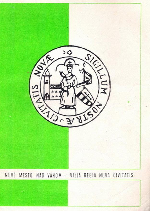 Jedna z publikácií Jozefa Ondrejku Villa regia Nova civitatis