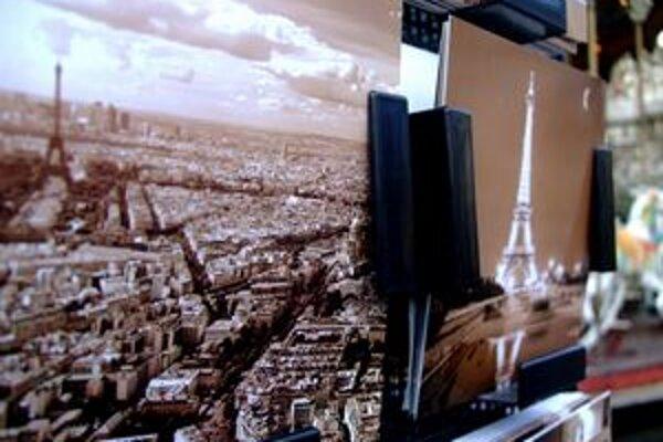 Pozdrav z Paríža.