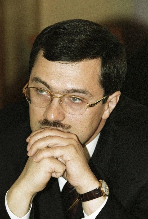 Jeden z najbohatších ľudí v Rusku, alebo úslužný bankový úradník?
