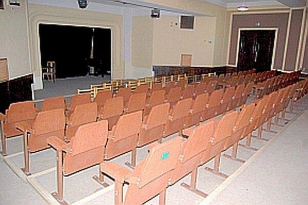 Bábková sála je jedným z variantov pri digitalizácii kina.
