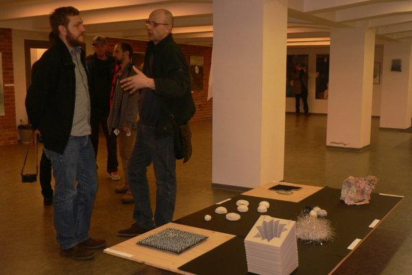 Výstava Komparatio potrvá do 18. februára.