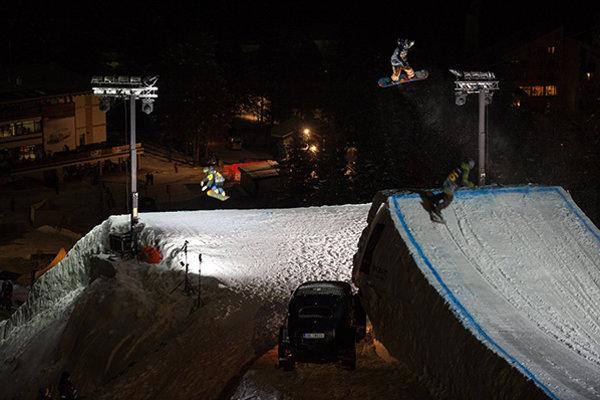 Snowboard fest sa zo Štrbského Plesa presúva na Šachtičky nad Banskou Bystricou.