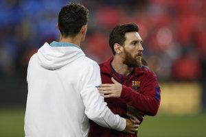 e4f0f8ce722fa Pozrite si momentky zo zápasu Barcelona - Real Madrid (fotogaléria) (48  fotografií)