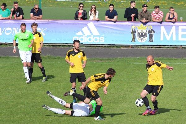 Oravskému derby chýbala len gólová čerešnička.
