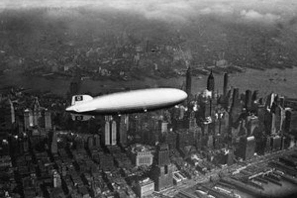 Vzducholoď Hindenburg havarovala 6. mája 1937.